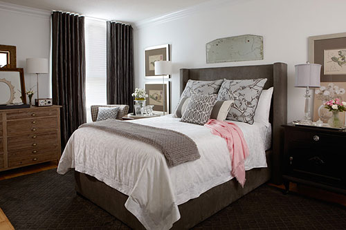 home design houzz bedrooms. Black Bedroom Furniture Sets. Home Design Ideas