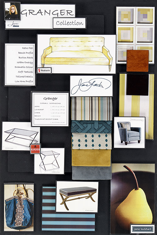 Take A Look At The Mood Boards Page In The Furniture Section Of Our
