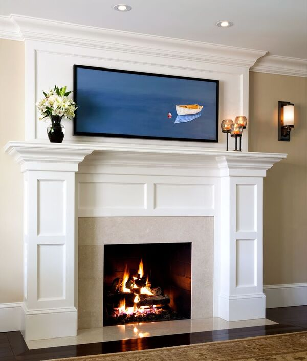 Choosing an electric fireplace for Choosing a fireplace