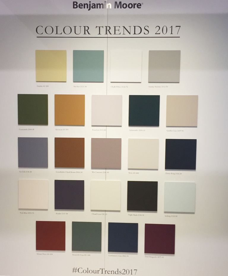 2017 Interior Design Show In Review