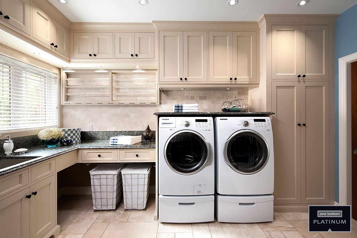 What everybody ought to know about laundry rooms