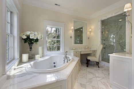 How To Add Value To Your Master Bathroom