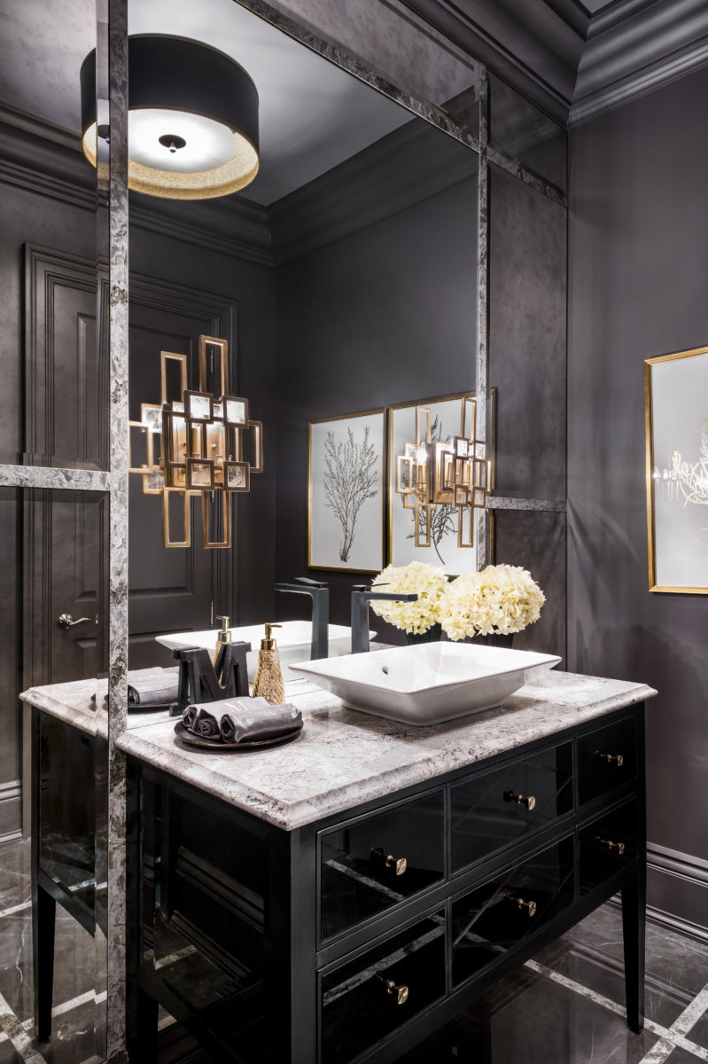 Create A Dramatic Powder Room In 5 Inspiring Steps