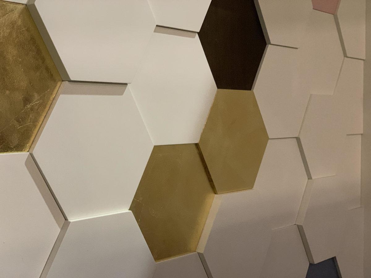 3d Hexagons by EI