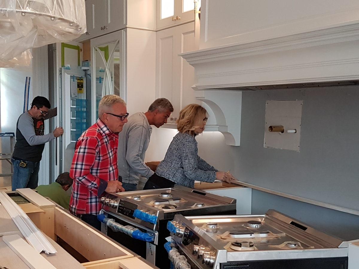 Jane renos a kitchen