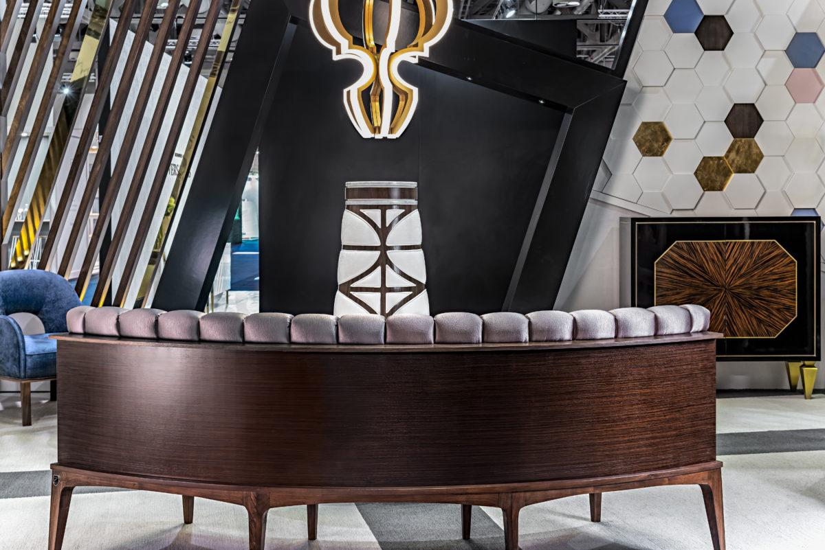 Curved sofa 2