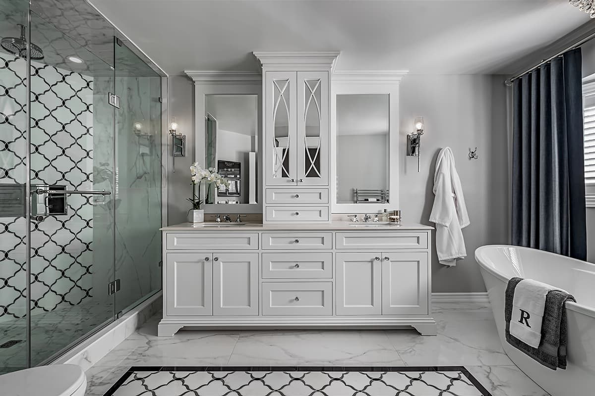 10 Fabulous Designer Upgrades For Your Master Bathroom