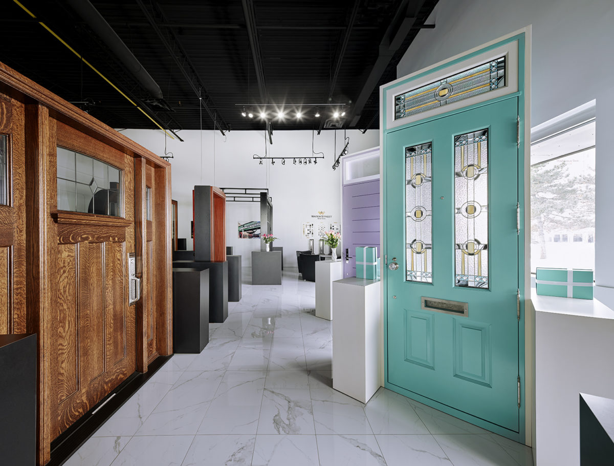 Amberwood Doors Showroom