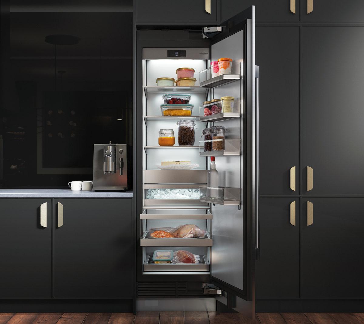 "SKS 24"" Freezer column"