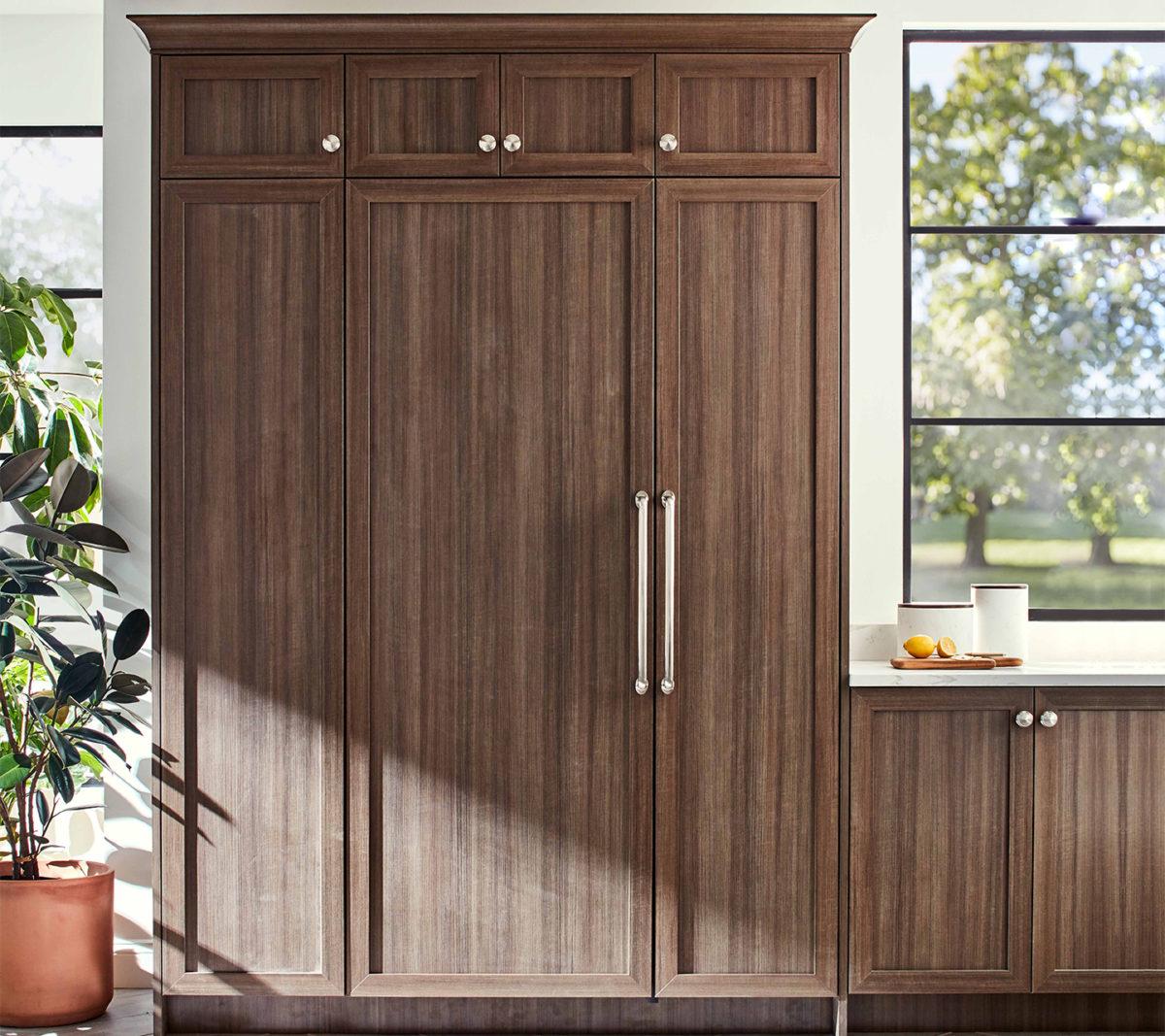 SKS Seamless built-in refrigerator