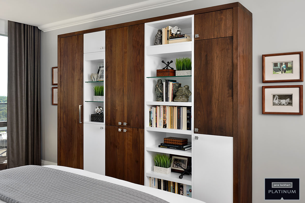 The best built-in storage solutions for the bedroom