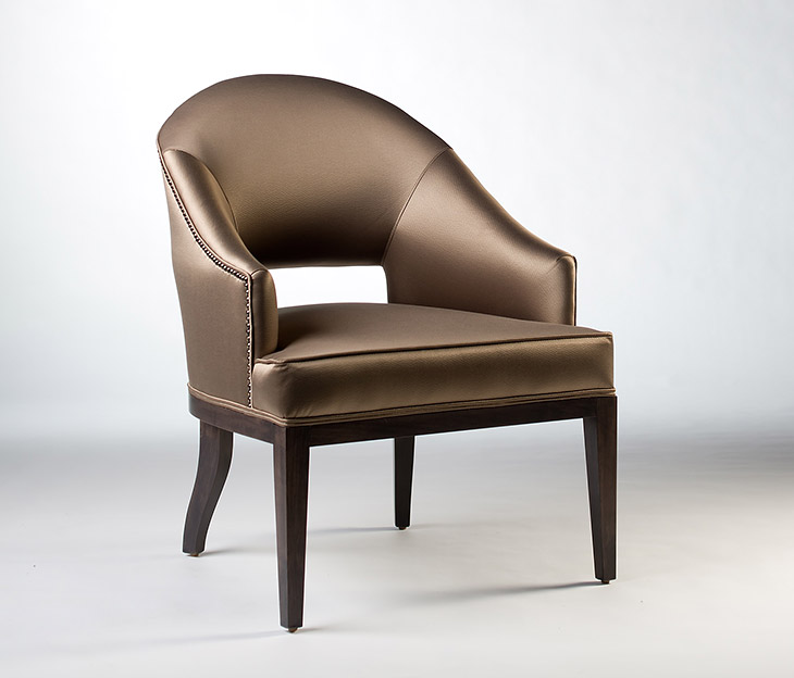 Acadia arm chair