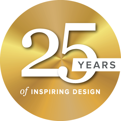 25 years of inspiring design by Jane Lockhart Design