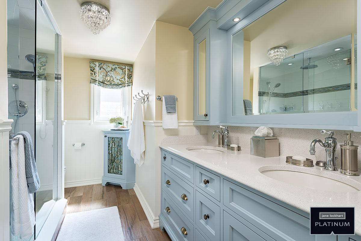 Bathrooms | Jane Lockhart Interior Design