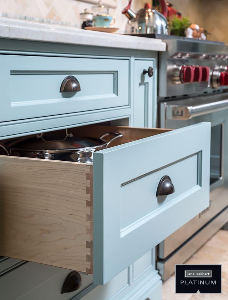 Jane Lockhart Platinum Custom Cabinetry Soft Furniture