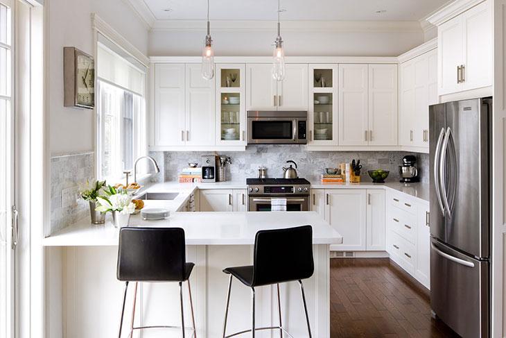 Hgtv Transitional Kitchens Small