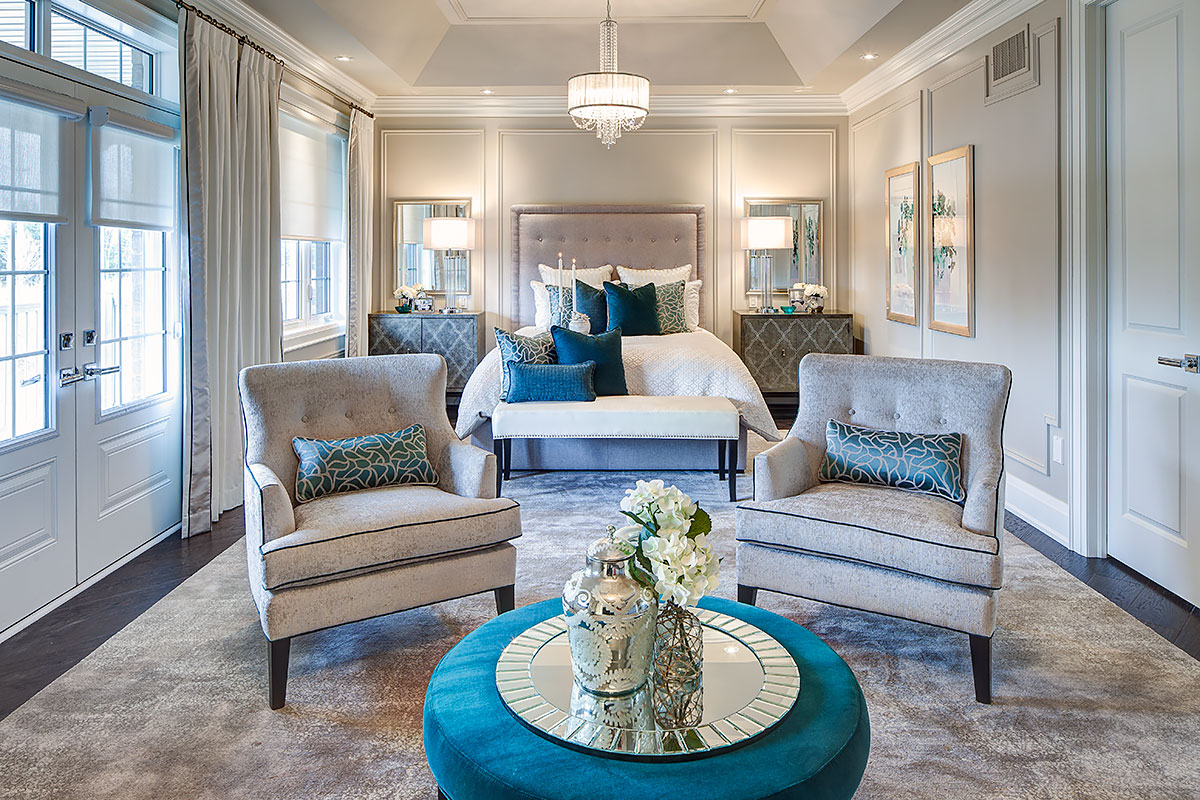 Bedrooms jane lockhart interior design - How long does it take to become an interior designer ...