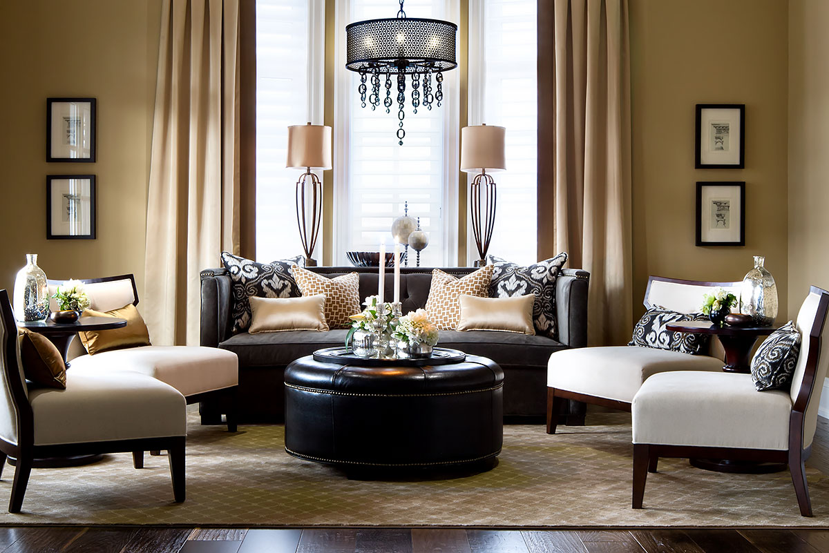 Watch How Accessories Can Complete A Design Concept And Finish A Room.