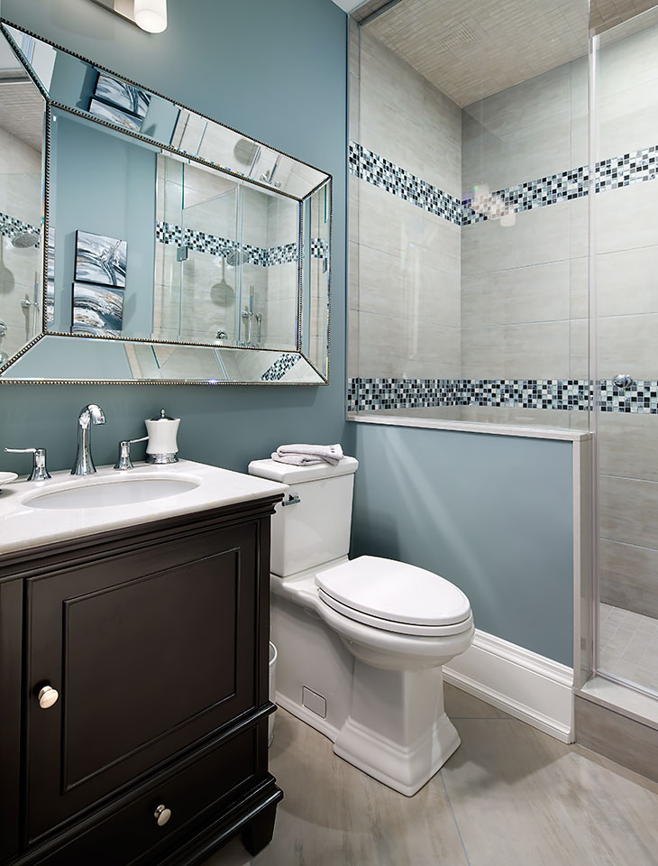 Beautiful KYLEMORE 2012 025 Pictures - Simple Elegant grey and blue bathroom ideas Amazing