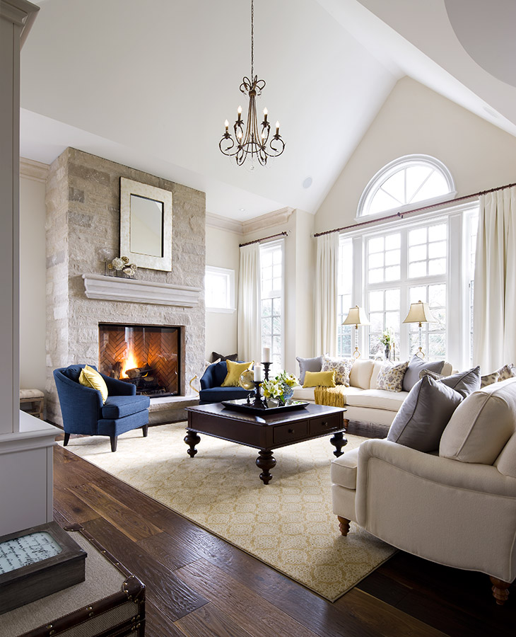 living rooms family rooms jane lockhart interior design - Interior Design Living Room 2012