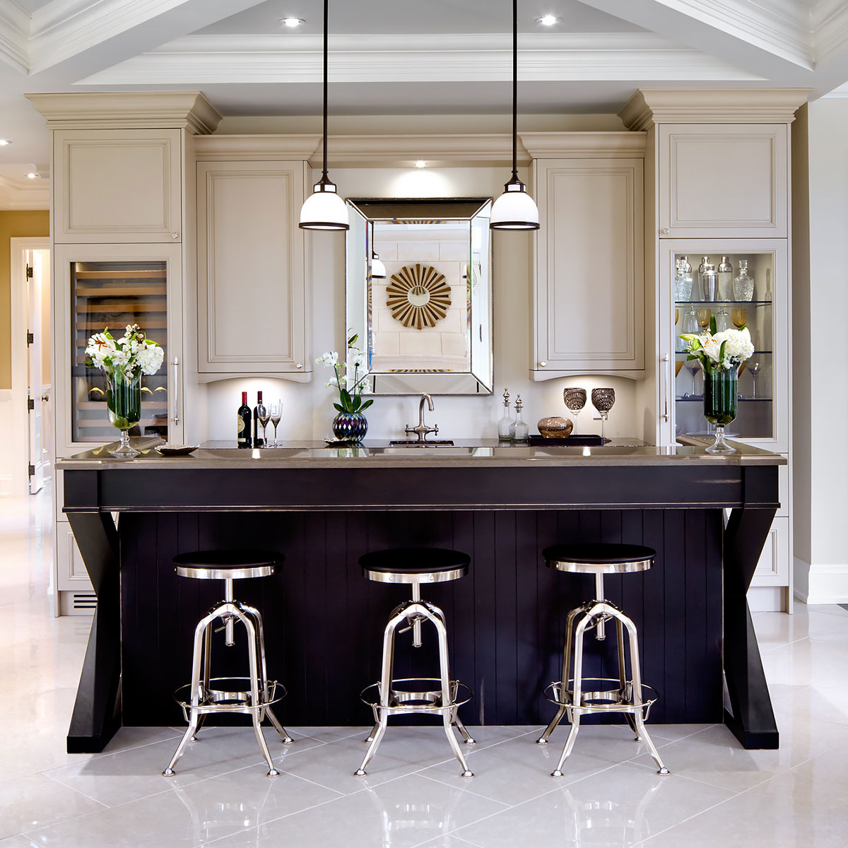 Kitchens Jane Lockhart Interior Design - Kitchens and bathrooms by design