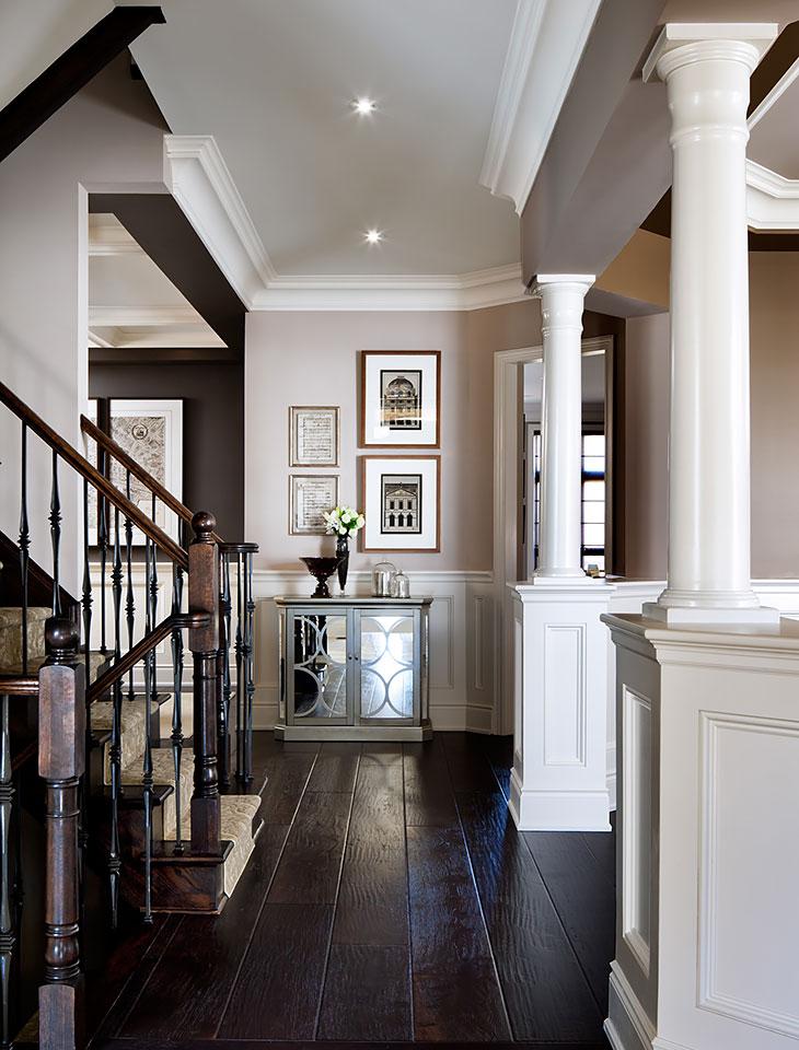 Foyers hallways jane lockhart interior design for Interior designs hallways