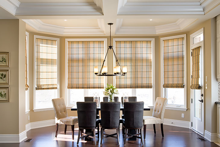 Modern Transitional Dining Rooms