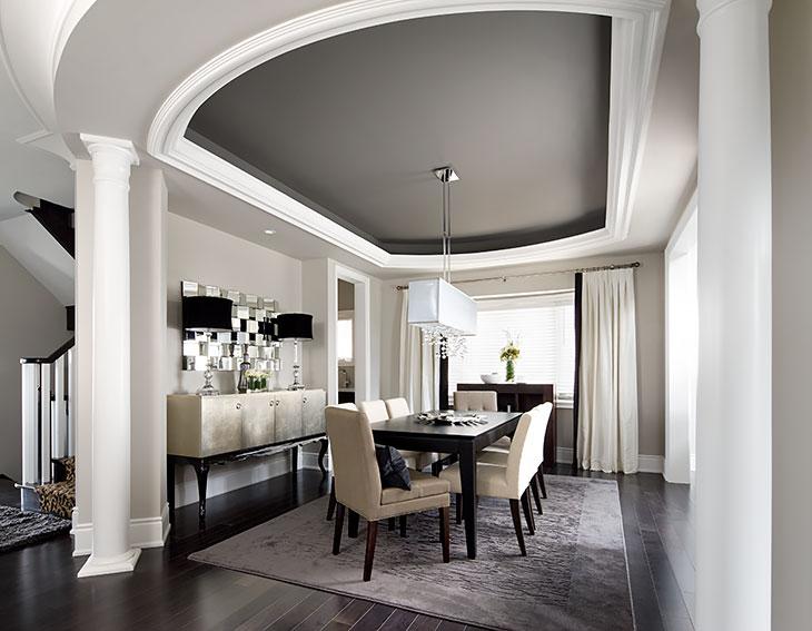 Interior Design Ideas For Dining Room Part - 35: Jane Lockhart Interior Design