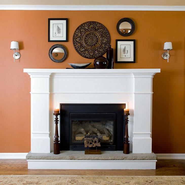 Fireplaces | Jane Lockhart Interior Design