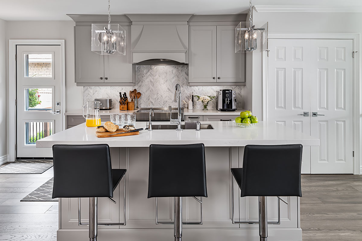 Peopleu0027s Choice Award, Best Traditional Kitchen And 3rd Place For Best  Overall Large Kitchen, National Kitchen And Bath Association, Canada.