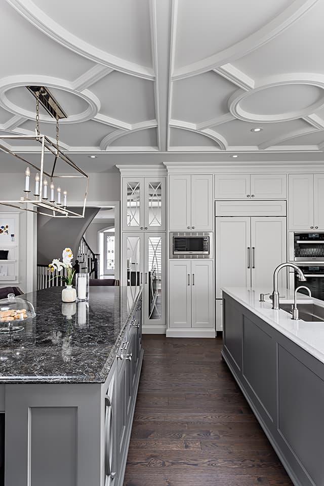 Kitchen Cabinet Interior Design: Jane Lockhart Interior Design