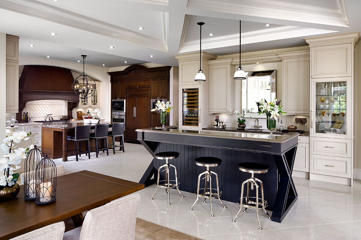Kitchens Jane Lockhart Interior Design - Interior-designed-kitchens