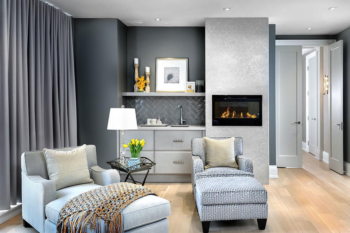 New Build Luxury Condo Jane Lockhart Interior Design