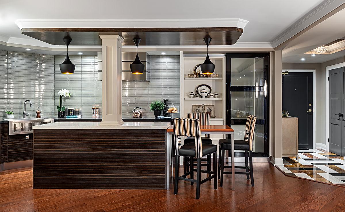 Modern Contemporary Interior Design contemporary condo renovation | jane lockhart design