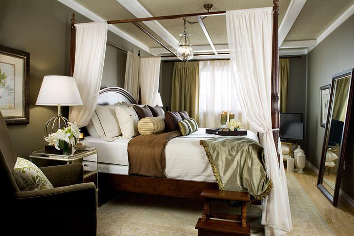 Bedrooms jane lockhart interior design - Traditional bedroom design ideas ...