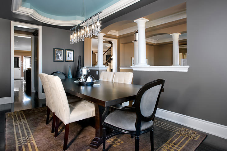 dining rooms jane lockhart interior design. Black Bedroom Furniture Sets. Home Design Ideas