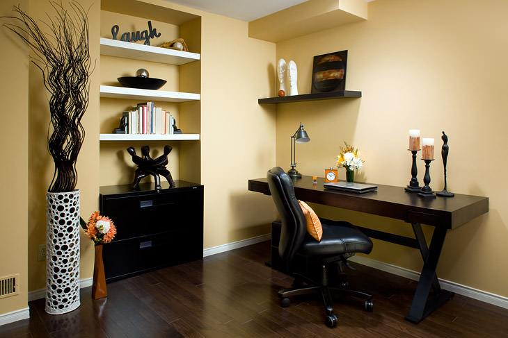 Pictures Of Home Offices Adorable With Home Office Setup Ideas Image