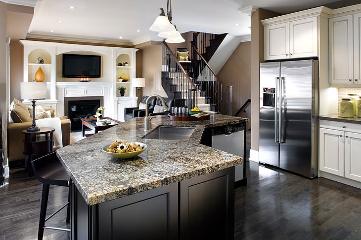 featured in cambria style - Kitchens Interior Design