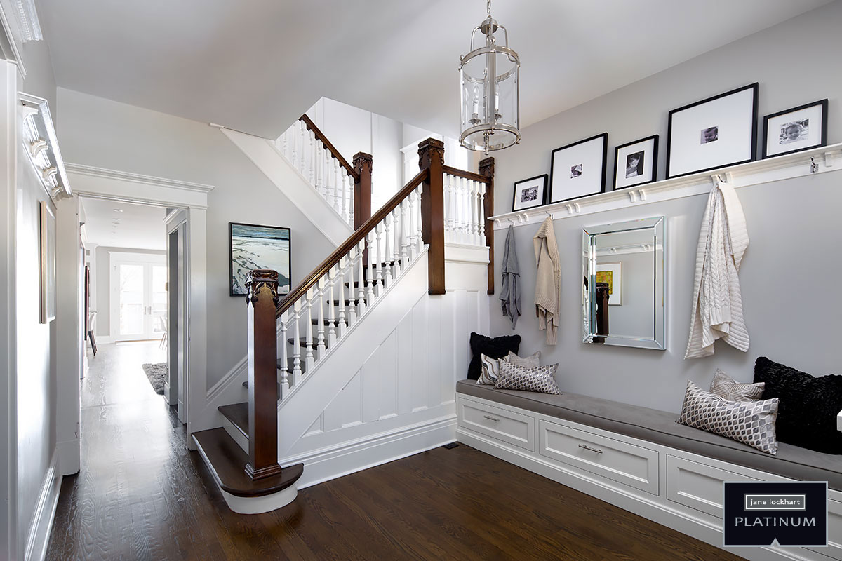 Foyers Amp Hallways Jane Lockhart Interior Design