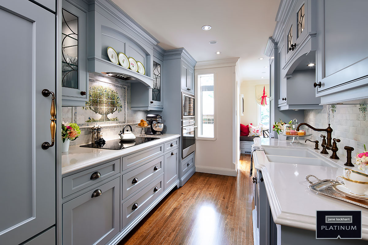 Jane Lockhart Platinum kitchen
