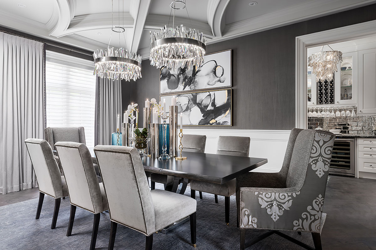 Dining Rooms | Jane Lockhart Interior Design