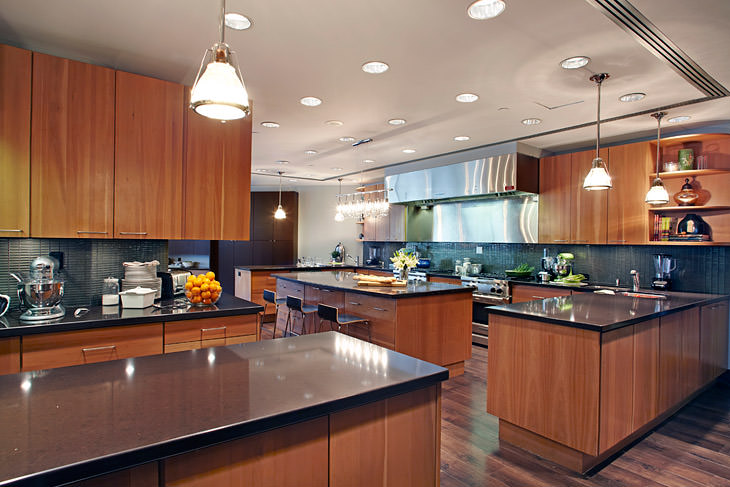 Test Kitchen Design canadian living test kitchen | case study